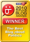 SA Blog Awards Winners Badge