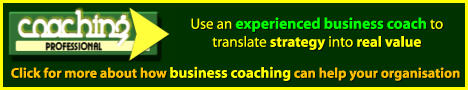Business coaching image