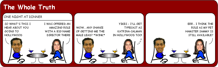 Katrina Kaif goes to Hollywood cartoon