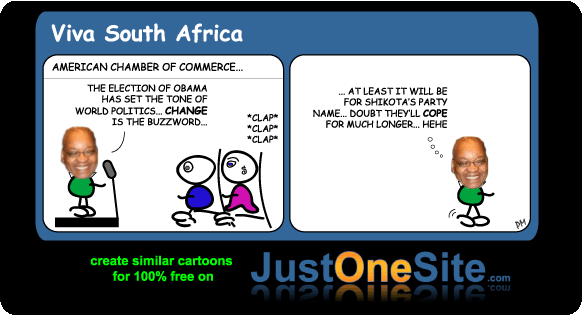 Zuma ACoC cartoon