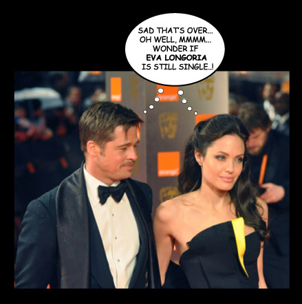 Brad Pitt and Angelina Jolie split up