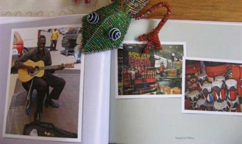 South Africa Music - Wonkie Photo Book