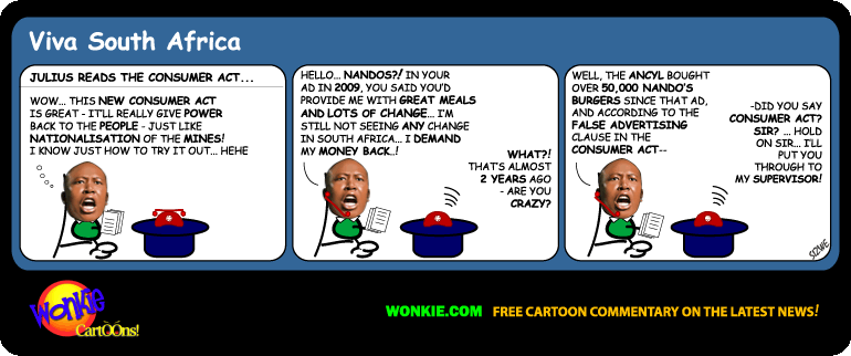 New Consumer Act 1 cartoon