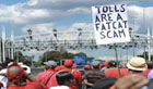 E-tolls scam photo