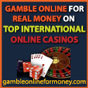 Gamble Online For Money logo