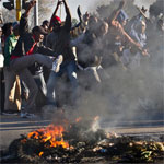 Protea Glen Service Delivery Protests photo