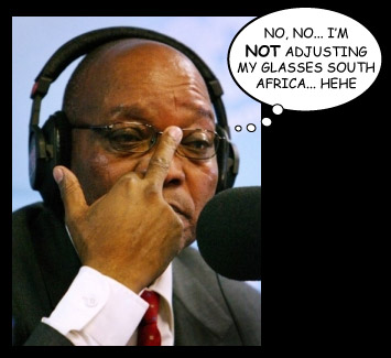 President Jacob Zuma photo