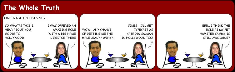 Katrina Kaif goes to Hollywood cartoon