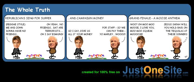 Palin-sings cartoon