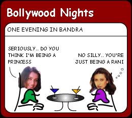 Rani is a princess cartoon