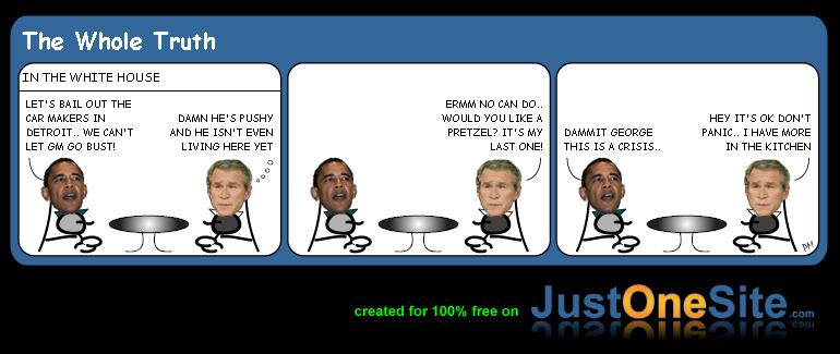 Detroit bailout cartoon