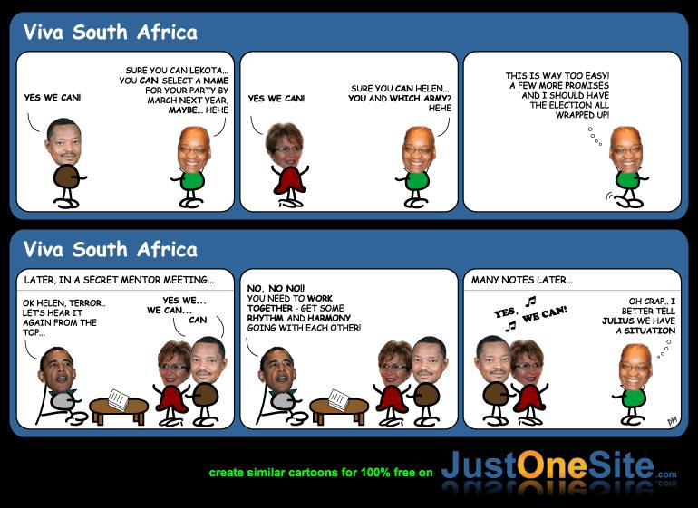 DA Cope hope cartoon